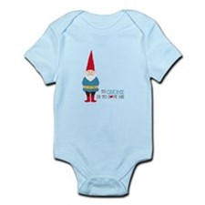 To Gnome Is To Love Me Body Suit