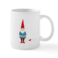 I L ove Gnomes Mugs
