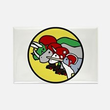 Horned Warrior Friends Roller Derby (unicorn, narw