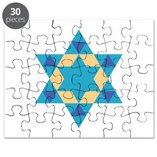 Star Of David Puzzle