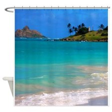 Kailua Beach Shower Curtain