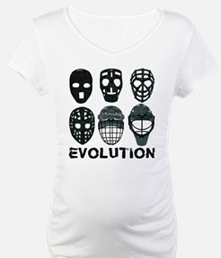 Hockey Goalie Mask Evolution Shirt