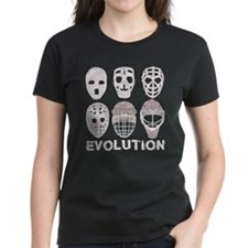 Hockey Goalie Mask Evolution T-Shirt