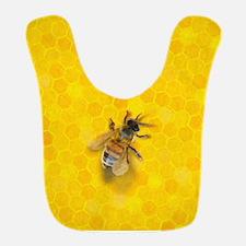 Artsy Bee Bib
