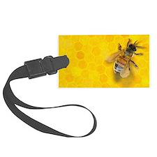 Artsy Bee Luggage Tag