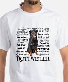 Rottie Traits T-Shirt