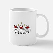 Got Crabs? Mugs