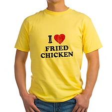 I Love [Heart] Fried Chicken T