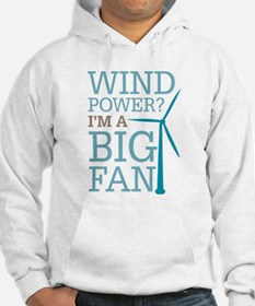 Wind Power Big Fan Hoodie