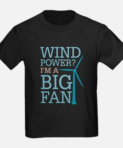 Wind Power Big Fan T