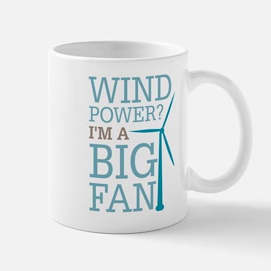Wind Power Big Fan Mug