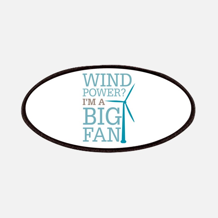 Wind Power Big Fan Patches