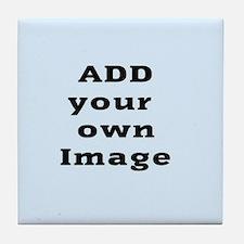 Add Image Tile Coaster