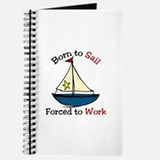 Born To Sail Journal