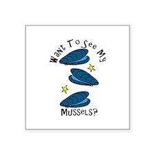 My Mussels Sticker