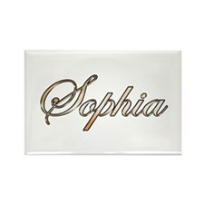 Sophia Rectangle Magnet