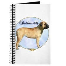 Bullmastiff Portrait Journal