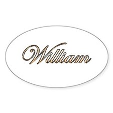 William Decal