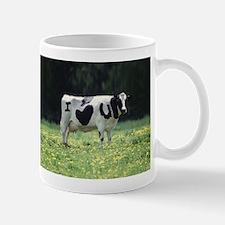 I Love You Cow Mugs