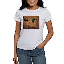 Phat Unicorn! basic logo T-Shirt
