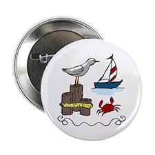 "Nautical Scene 2.25"" Button (10 pack)"