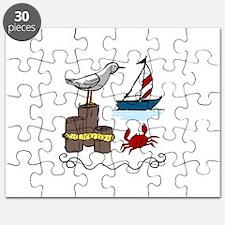 Nautical Scene Puzzle