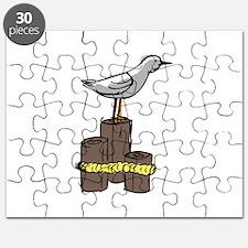 Sea Gull Puzzle