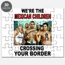 MEXICAN IMMIGRANTS Puzzle