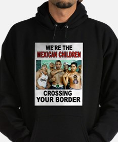 MEXICAN IMMIGRANTS Hoodie