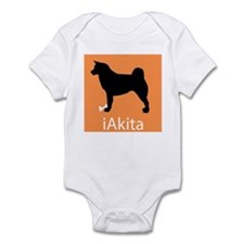 iAkita Infant Bodysuit