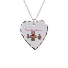 Canadian Beaver Necklace