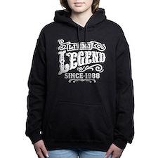 Living Legend Since 1988 Women's Hooded Sweatshirt