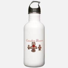 Canadian Beaver Water Bottle