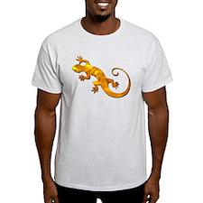 Golden Yellow Gecko T-Shirt