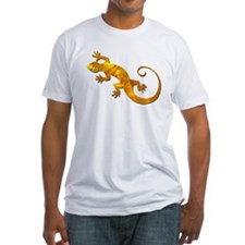 Golden Yellow Gecko Shirt