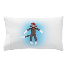 Super Sock Monkey Pillow Case