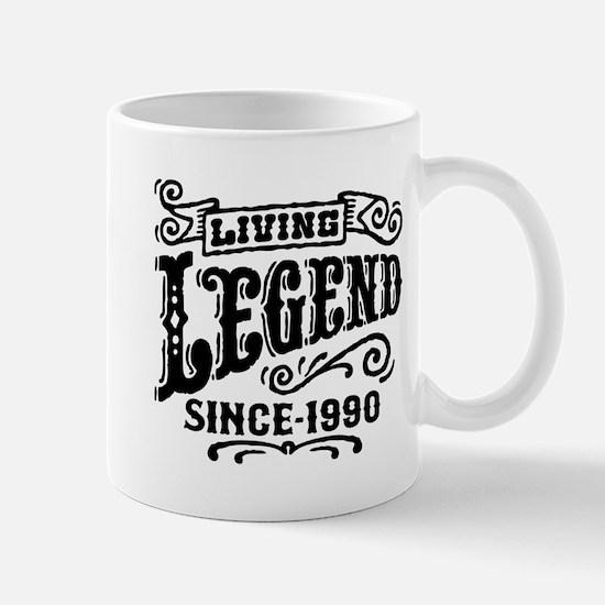 Living Legend Since 1990 Mug