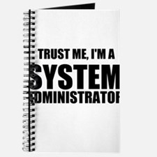 Trust Me, I'm A System Administrator Journal