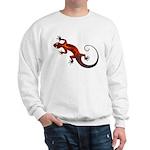 Fire Red Gecko Sweatshirt