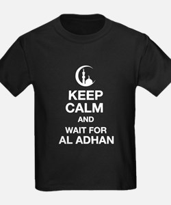 KEEP CALM AND WAIT FOR AL ADHAN T