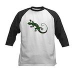 Ivy Green Gecko Kids Baseball Jersey