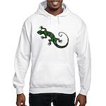 Ivy Green Gecko Hooded Sweatshirt