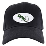 Ivy Green Gecko Black Cap