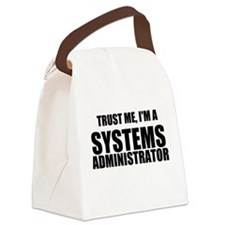 Trust Me, I'm A Systems Administrator Canvas Lunch