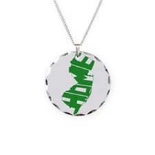New Jersey Home Necklace