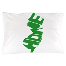 New Jersey Home Pillow Case