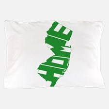 New Jersey Home Pillow Case