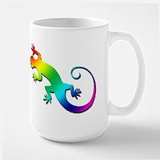Rainbow Gecko Mug