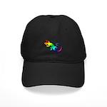 Rainbow Gecko Black Cap