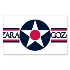 ZARAGOZA AIR BASE Decal